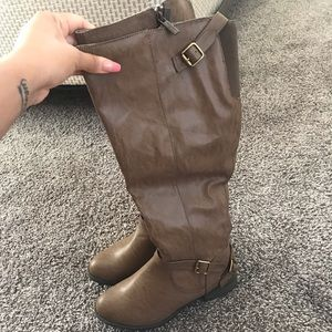 Brand new cute fall/winter boots!